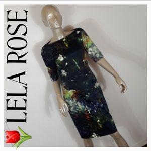 LELA ROSE DRESS